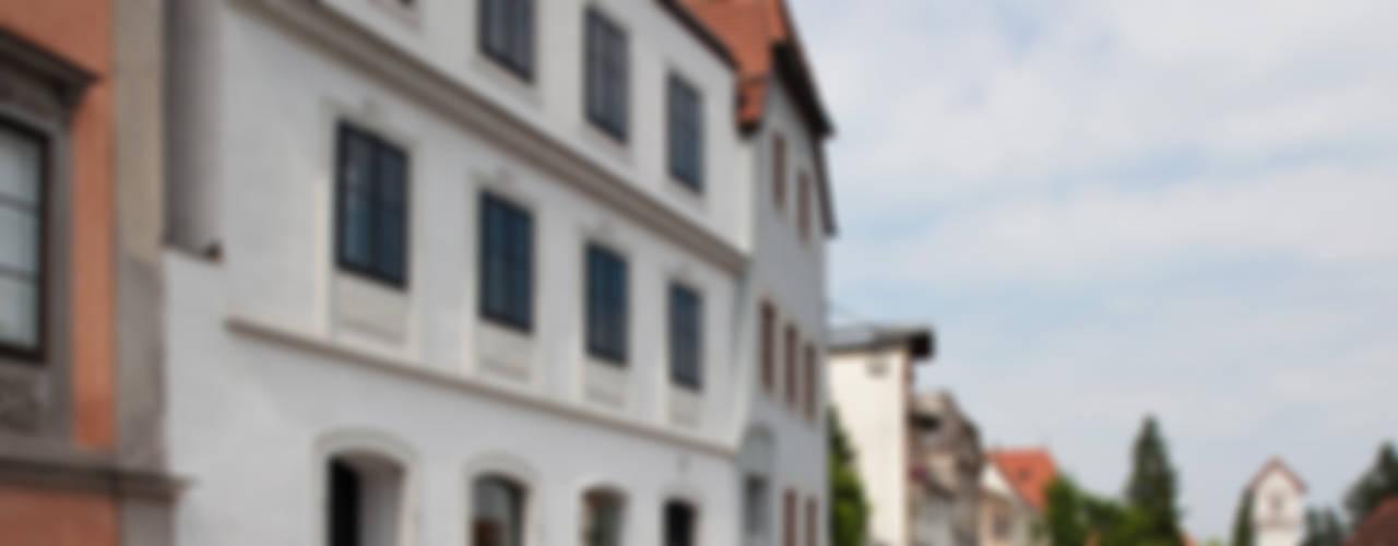 Wohnhaus Sch. Moderne Häuser von schröckenfuchs∞architektur Modern