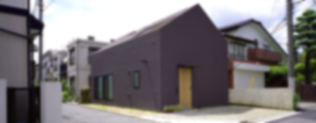 シミズアトリエ 一級建築士事務所의  주택, 미니멀
