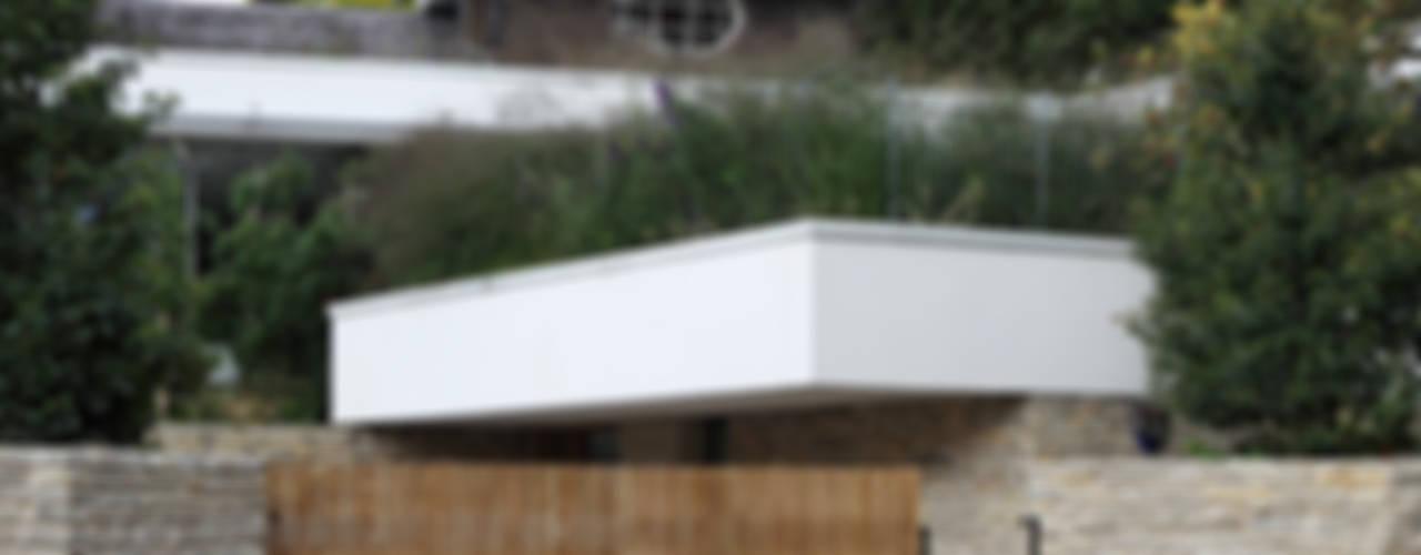 Дома в . Автор – E2 Architecture + Interiors, Модерн