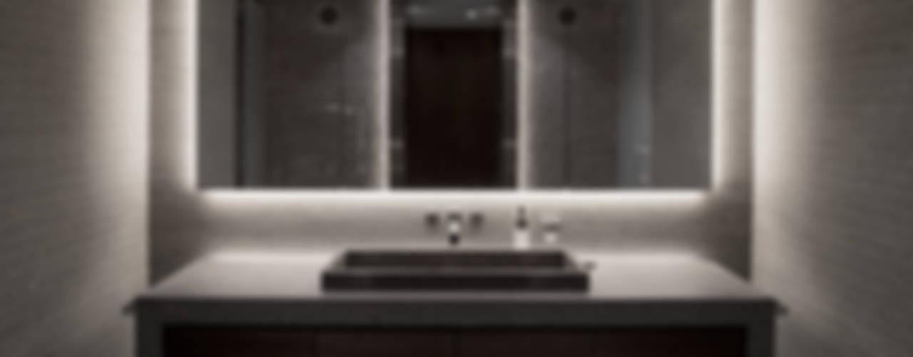 Ванная комната в стиле модерн от steigerconcept ag Модерн