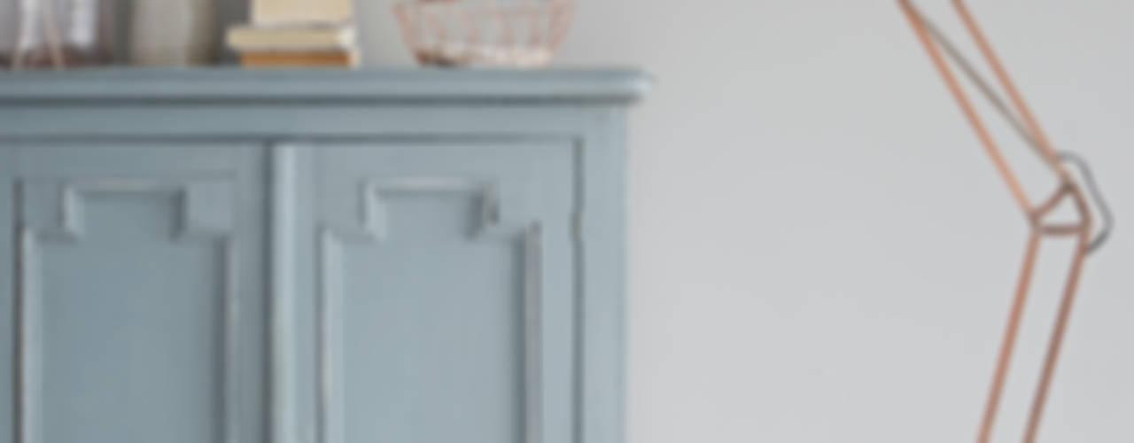 Home Inspiration Salones eclécticos de rigby & mac Ecléctico