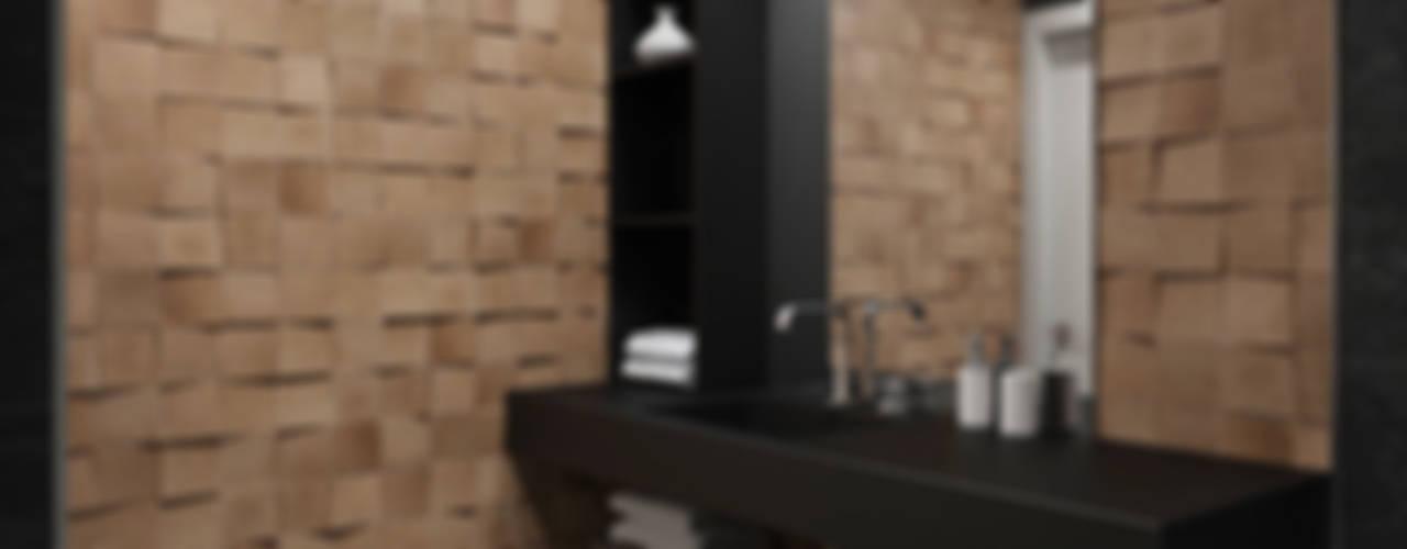 Salle de bains de style  par tim-gabriel