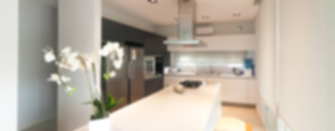 CASA HARAS SANTA MARIA Cocinas modernas: Ideas, imágenes y decoración de Estudio Arqt Moderno