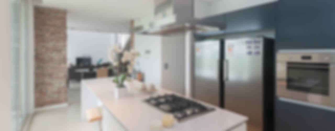 CASA HARAS SANTA MARIA: Cocinas de estilo  por Estudio Arqt