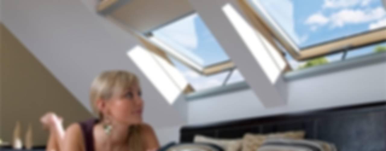 Fakro Pivot Çatı Pencereleri Windows & doorsWindow decoration