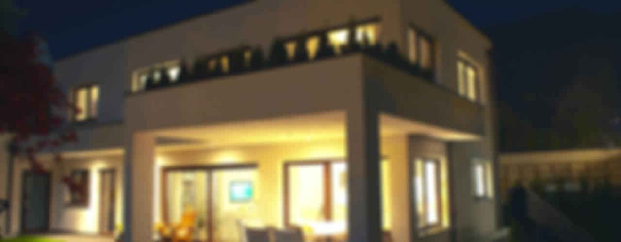 Einfamilienhaus Royer Schladming Minimalistische Häuser von room architecture Minimalistisch