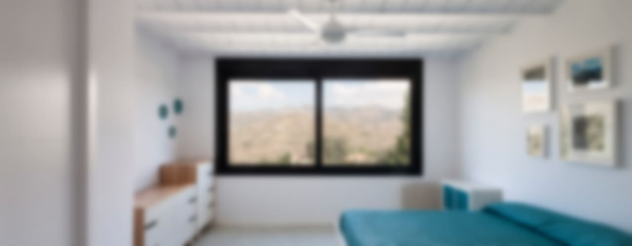 Recámaras de estilo minimalista por ariasrecalde taller de arquitectura