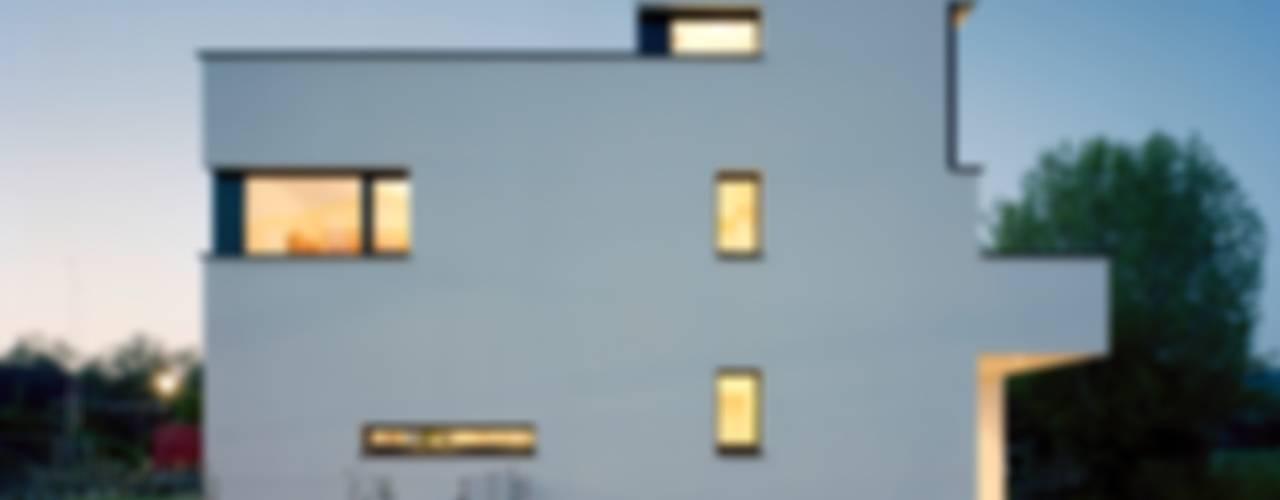 Haus Reusser, Windisch Moderne Häuser von mischa badertscher architekten ag Modern