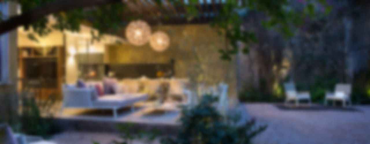 حديقة تنفيذ Vieyra Arquitectos