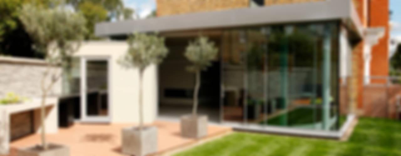 Projekty,  Domy zaprojektowane przez Volume 3,