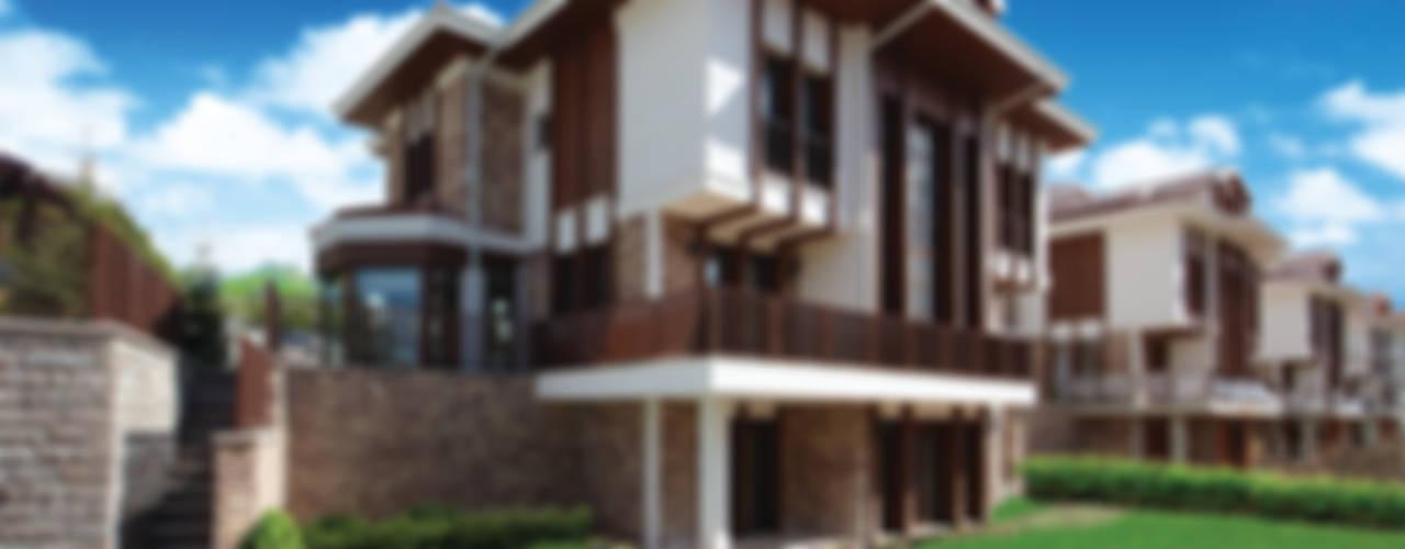 Casas modernas de Nurettin Üçok İnşaat Moderno