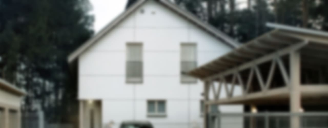 ZROBYM architects의  주택, 미니멀