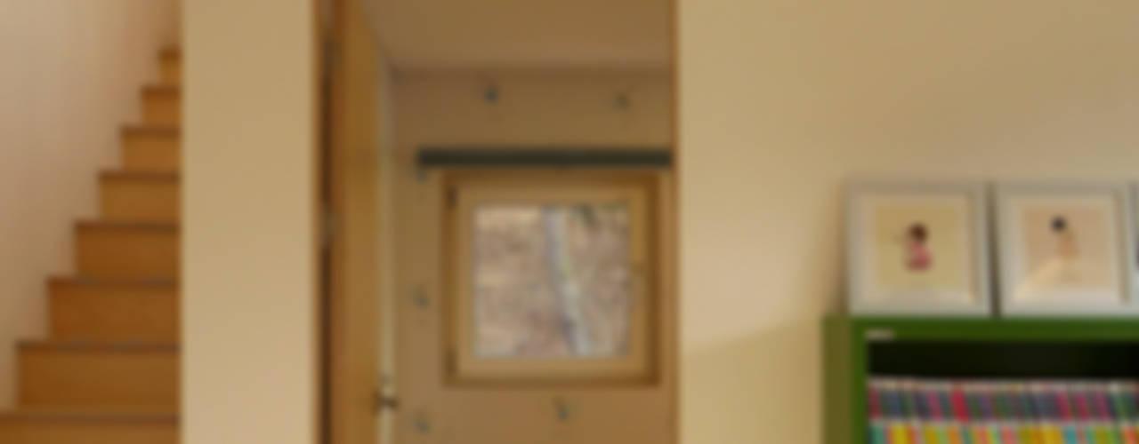 은하수가 (Eunhasoo House) 모던스타일 아이방 by 삼간일목 (Samganilmok) 모던