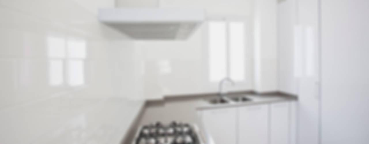 مطبخ تنفيذ MDF CONSTRUCCION