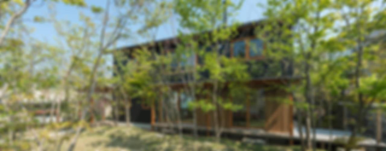nookモリノイエ: 株式会社北村建築工房が手掛けた庭です。,オリジナル