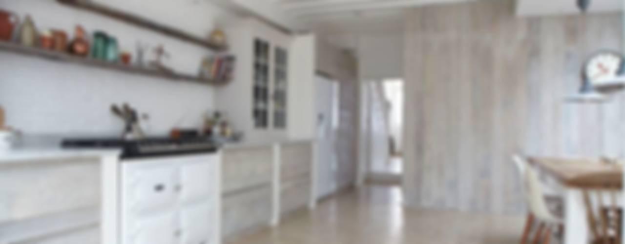 Rear Extension Modern kitchen by Oakman Modern