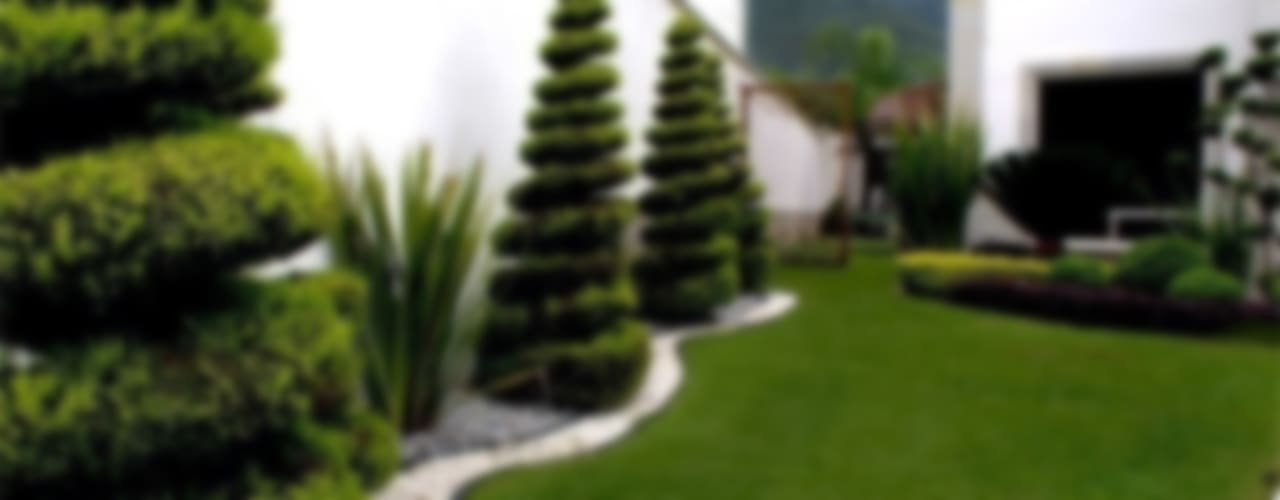 Residencial Jardines minimalistas de InGarden Minimalista