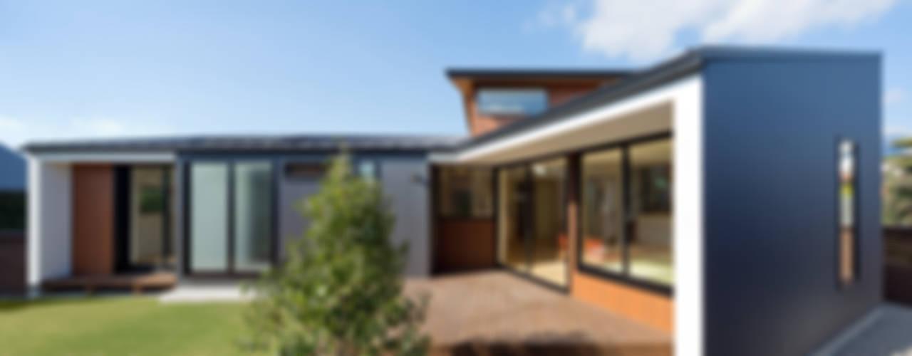 PLEASANT ANGLE HOUSE 株式会社プラスディー設計室 オリジナルな 家