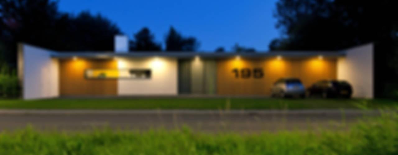 Woonhuis Kralingseweg:  Bungalow door De Kovel architecten
