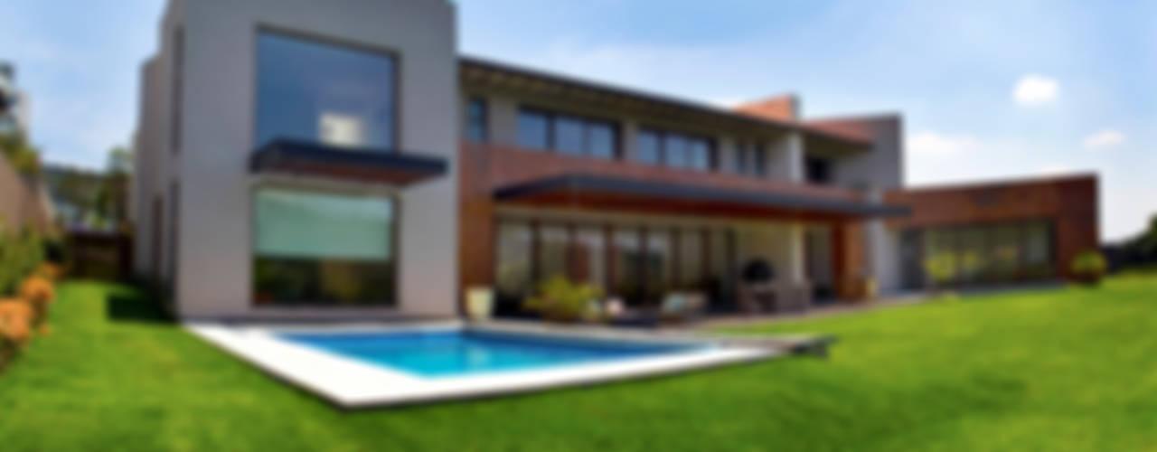 Rumah Modern Oleh Maz Arquitectos Modern