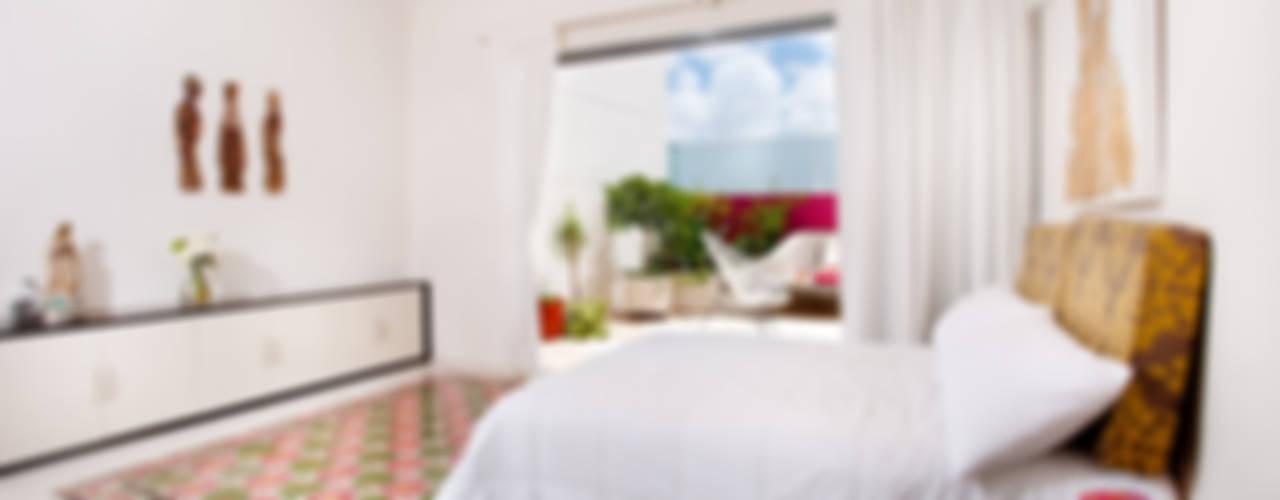 غرفة نوم تنفيذ Taller Estilo Arquitectura, حداثي
