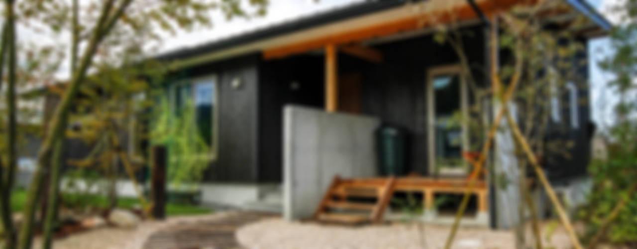 エムアイ.アーキテクト Moderne Häuser