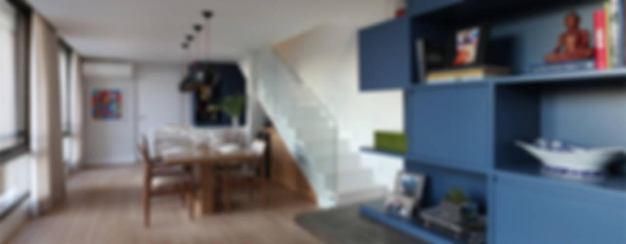 Cobertura - Pinheiros: Salas de jantar  por MANDRIL ARQUITETURA E INTERIORES