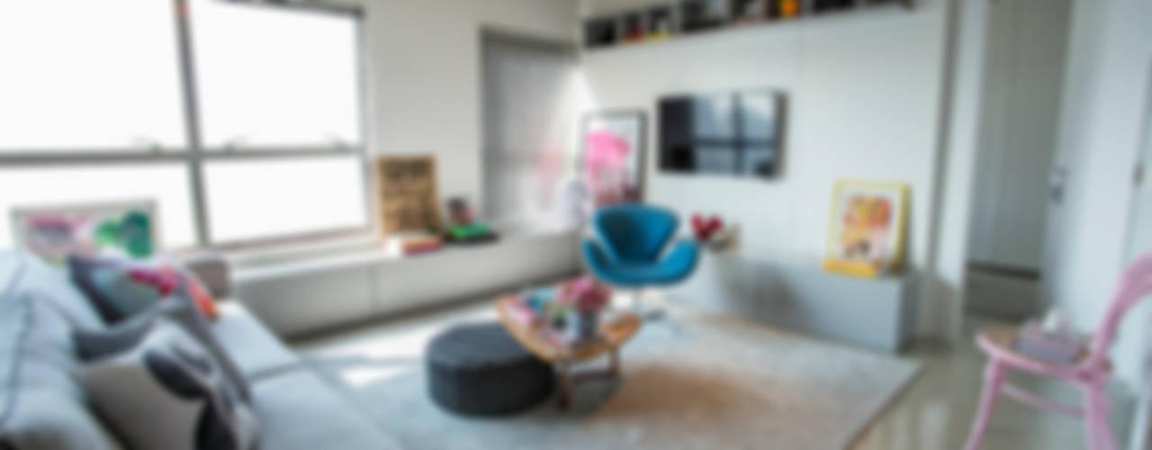 MaxHaus Salas de estar modernas por Casa 2 Arquitetos Moderno