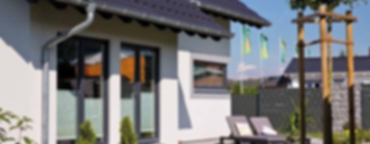 Terrazza in stile  di FingerHaus GmbH