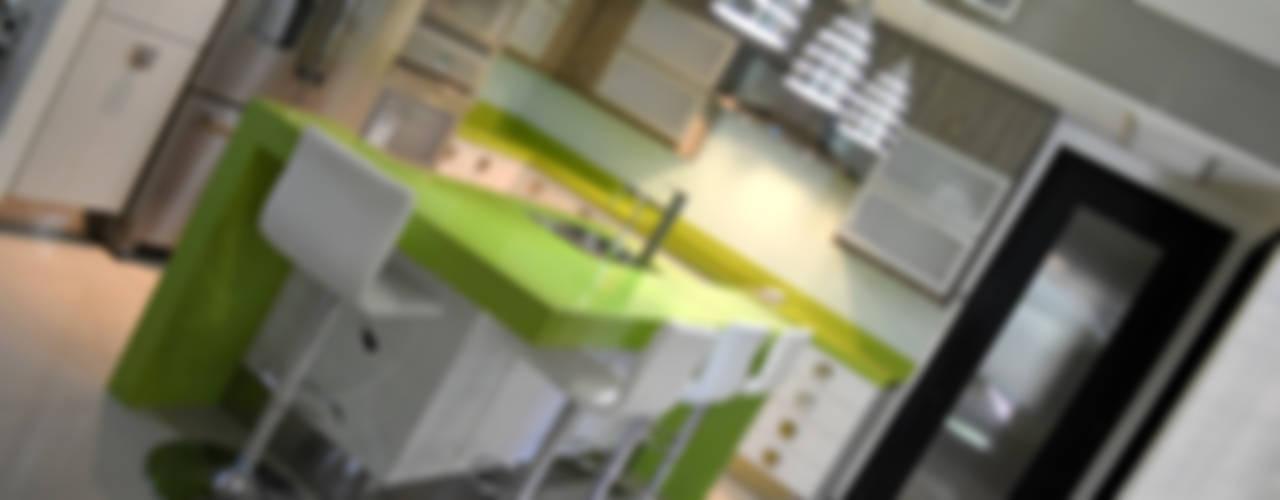 Minimalist kitchen by Toren Cocinas Minimalist