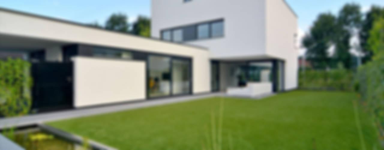 Casas de estilo moderno de CKX architecten Moderno