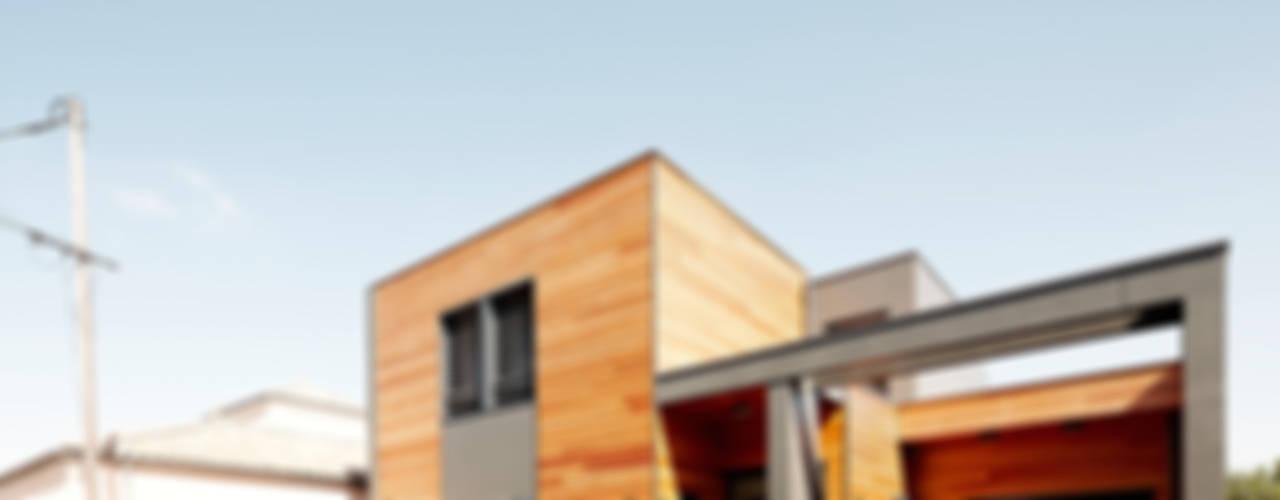 MAISON L33 Cendrine Deville Jacquot, Architecte DPLG, A²B2D Maisons modernes