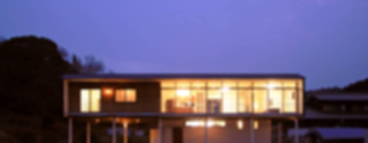 House in Mure: 高倉設計事務所が手掛けた家です。,モダン