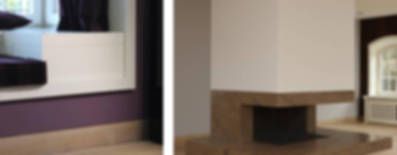 Salas de estilo moderno de Andreas Edye Architekten Moderno