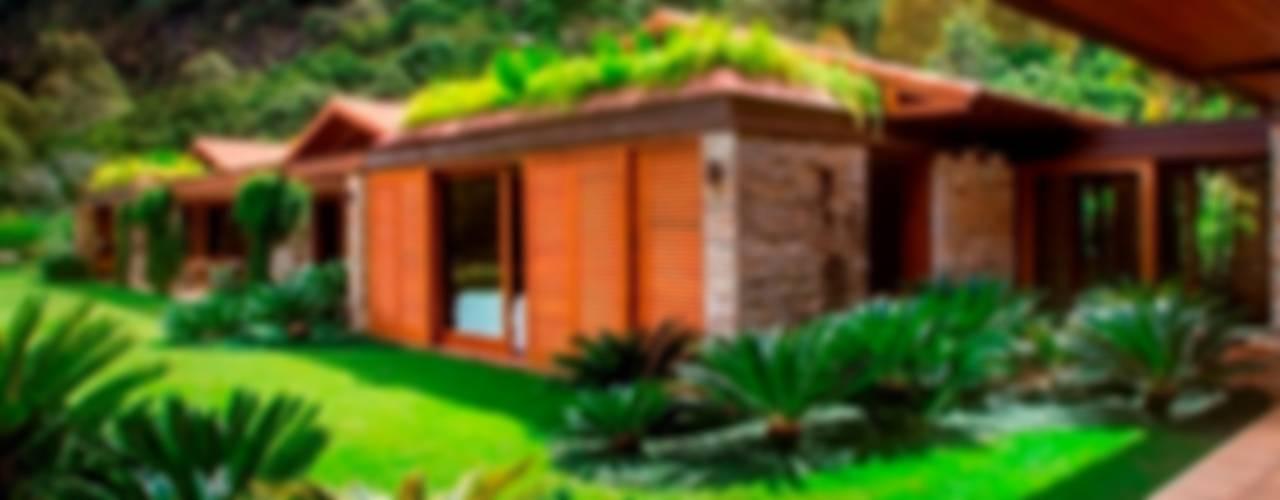 PAISAGISMO JM SERRA: Jardins campestres por Landscape Paisagismo