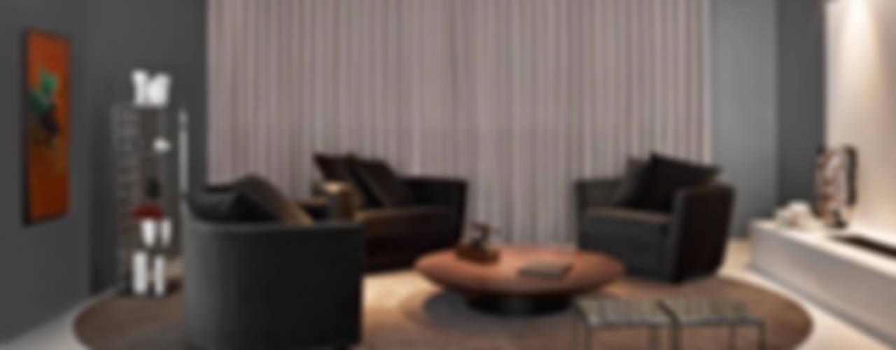 Apartamento Lolita - Belvedere:   por lena pinheiro - interior design