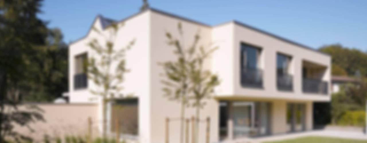 EFH am Föhrenweg, Baden Moderne Häuser von Merlo Architekten AG Modern