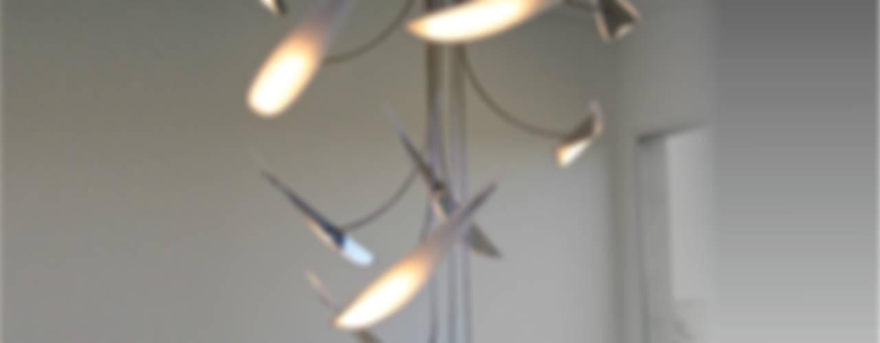 Luminaria Cardumen:  de estilo  por Postigo design,Moderno