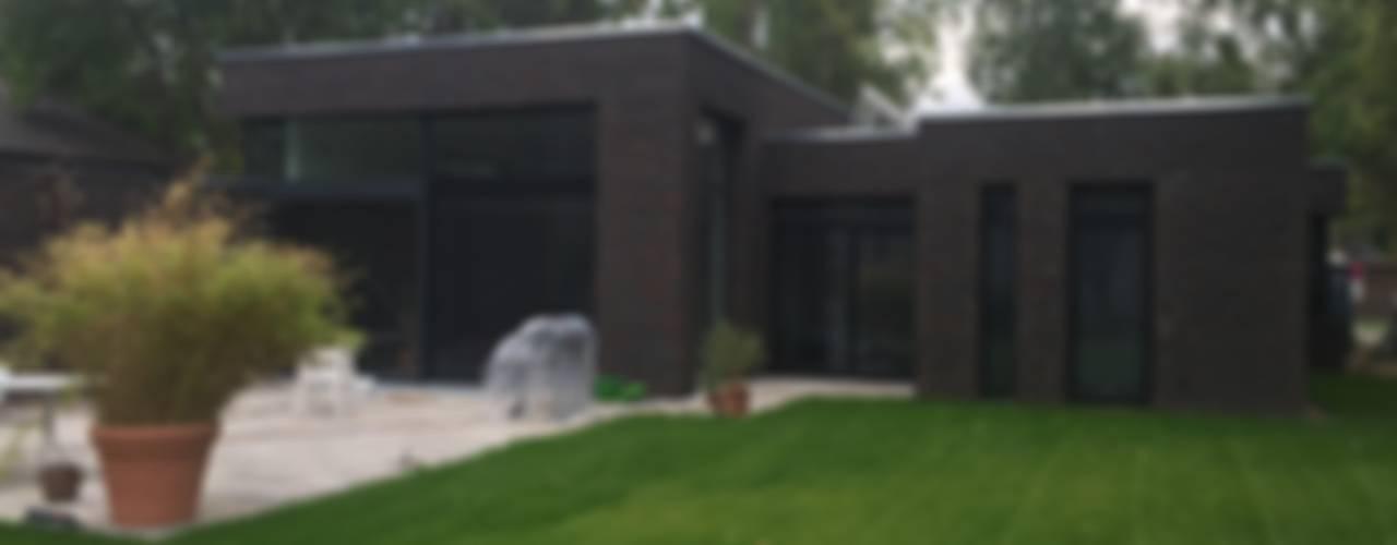 Das Wohlfühlhaus Moderne Häuser von Massivhaus - BB - Bau GmbH Modern