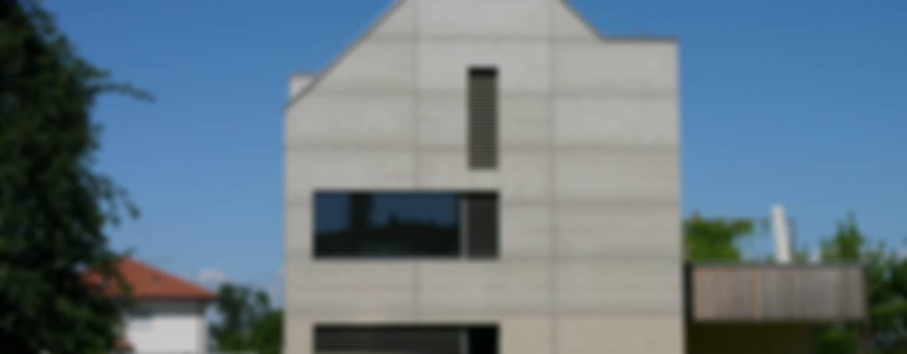 pasifa häuser güttingen schweiz Minimalistische Häuser von airarchitekten ag Minimalistisch