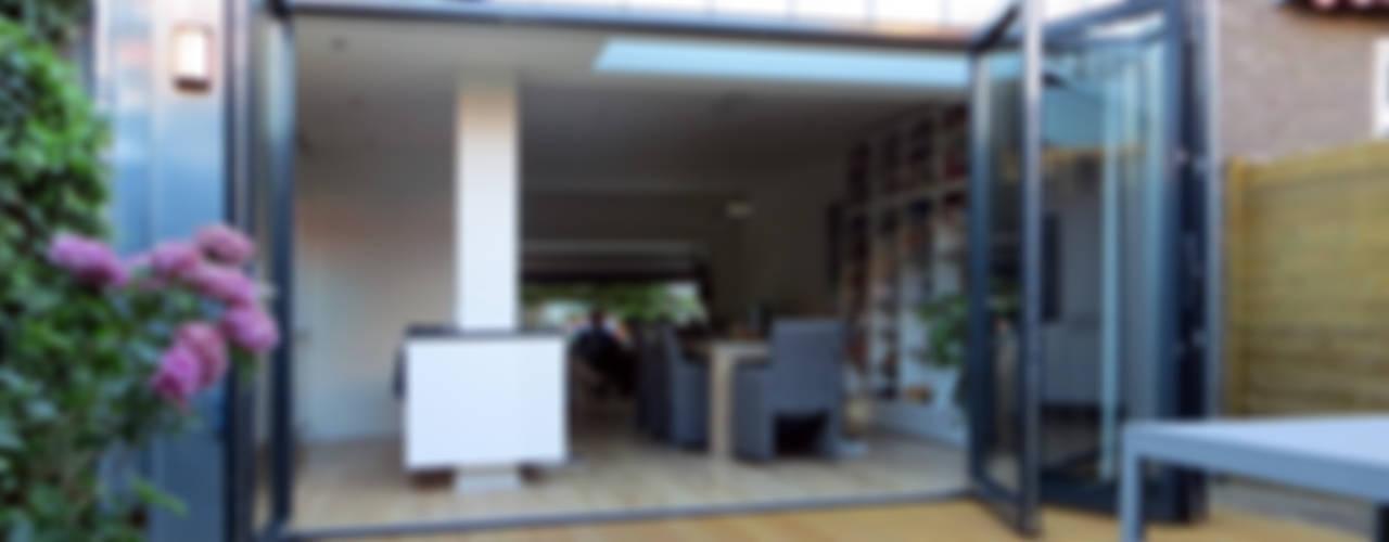 Uitbouw Zwolle Moderne huizen van De Ontwerpdivisie Modern