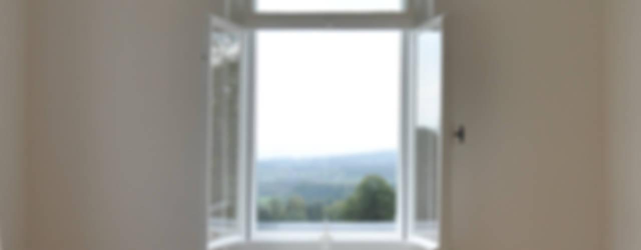 Um- und Anbau EFH Stickerhäuschen Klassische Fenster & Türen von mmarch gmbh - Mader Marti Architektur ETH SIA Klassisch