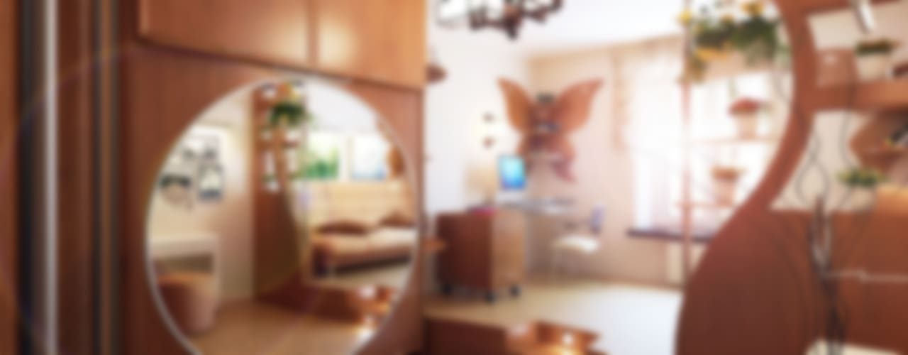 Студия интерьера 'SENSE' Дитяча кімната