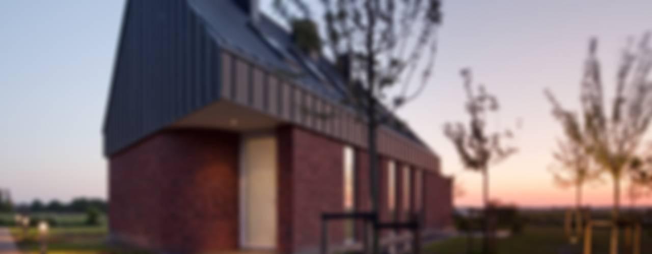 Woonhuis Uitgeest:  Huizen door Jan de Wit architect