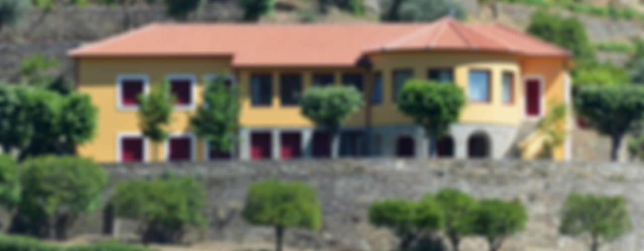 Houses by Germano de Castro Pinheiro, Lda, Rustic