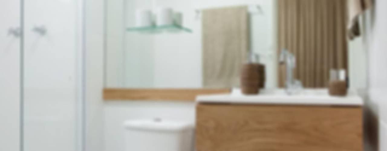 Freguesia do Ó | Decorados: Banheiros  por SESSO & DALANEZI