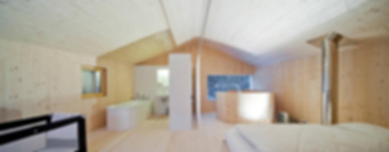 Einfamilienhaus Bout:  Schlafzimmer von Madritsch*Pfurtscheller