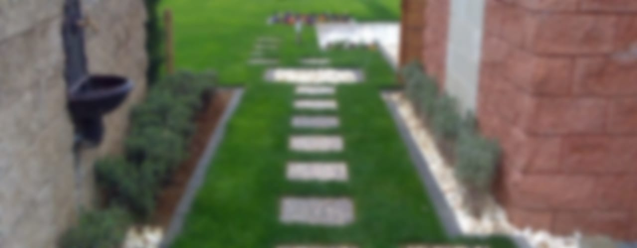 Greenline Peyzaj Modern Bahçe GREENLİNE PEYZAJ Modern