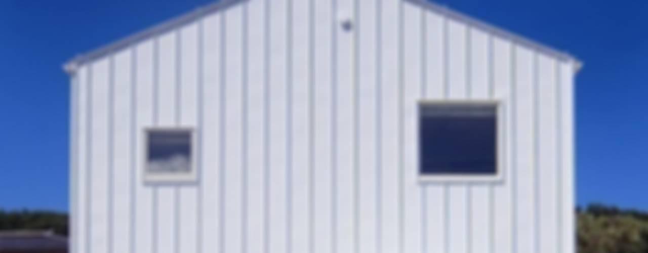 Casas de estilo  de zuiun建築設計事務所 / 株式会社 ZUIUN, Moderno