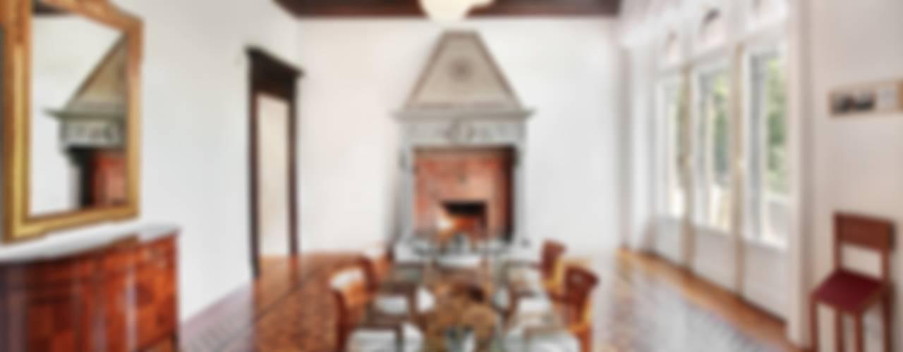 Appartamento Via Elba - Milano Sala da pranzo in stile classico di PADI Costruzioni srl Classico